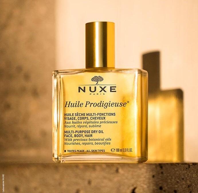 December: Nuxe in de kijker!